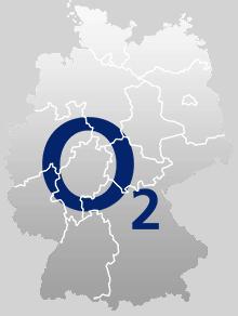 o2 DSL-Verfügbarkeit in Deutschland