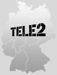 Tele2 DSL-Verfügbarkeit Deutschland