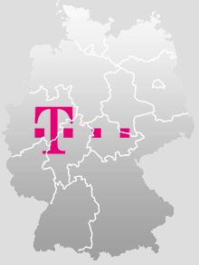 Telekom DSL in Deutschland